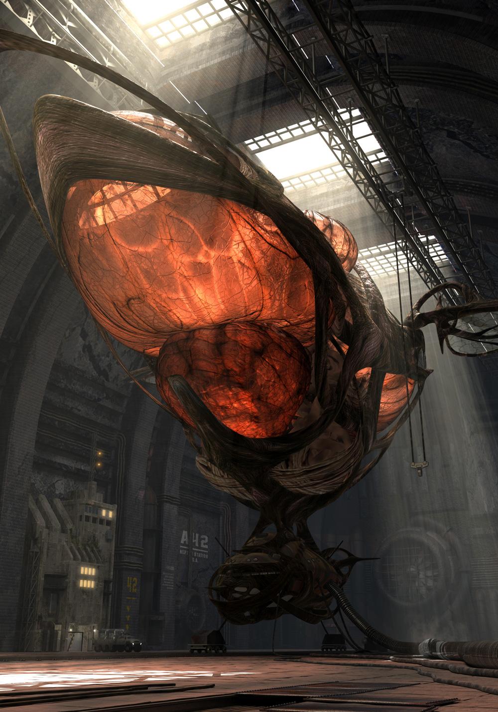 Spaceship Pod
