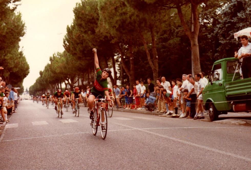 Gianluca Trento Villa del Conte 1982