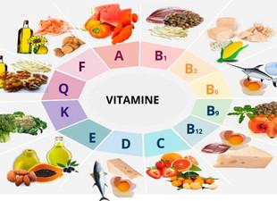 9 Vitaminas que devem fazer parte do seu dia-a-dia