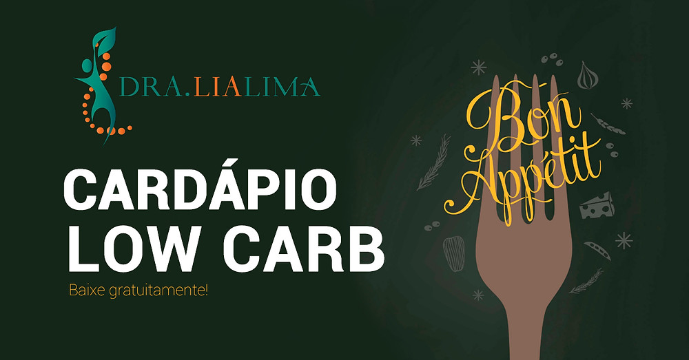 Cardápio Low Carb para 1 semana