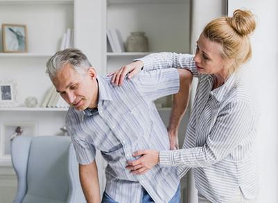 Alívio da dor nas costas sem medicamentos