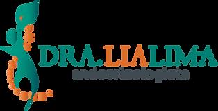 Dra. Lia Lima - Logo