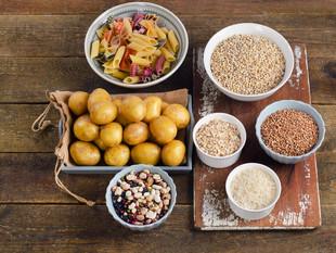 Alimentos ricos em Açúcares e Carboidratos