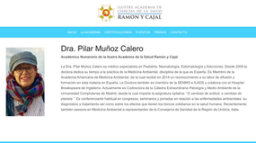 Il. Academia de Ciencias de la Salud Ramón y Cajal.