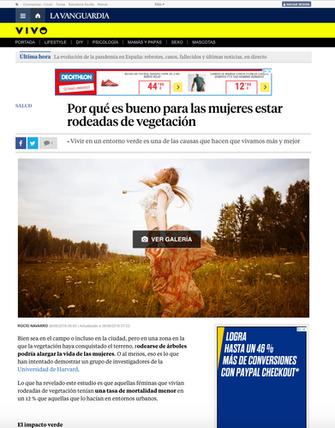 La Vanguardia. Jun. 2016