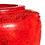 Thumbnail: Macetero terracota rojo o verde varios tamaños