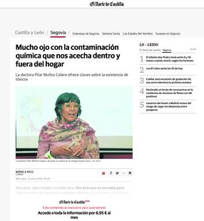 El Norte de Castilla. Jun. 2019