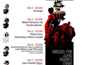 Homenaje de Granada a Enrique Moriente dirigido por Juan Andrés Maya.