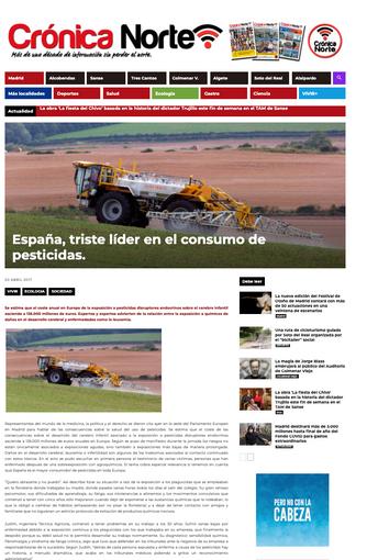 Crónica Norte. Abr. 2017