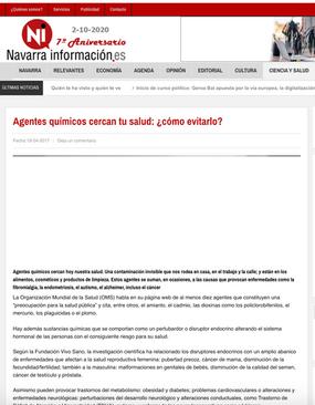 Navarra información. Abr. 2017