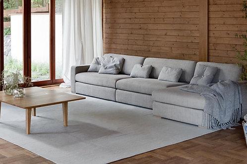 Sofá modular Linda 98 cm fondo x 74 cm alto