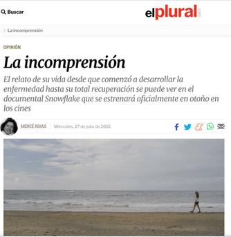 El Plural. Jul. 2016