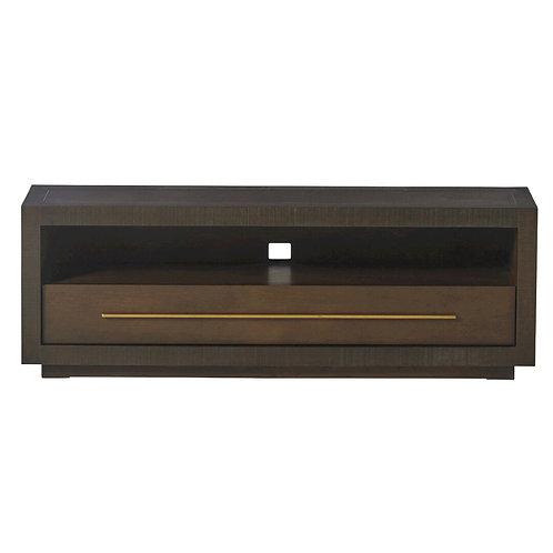 Mueble de TV Brown 160 x 55 x 45 cm