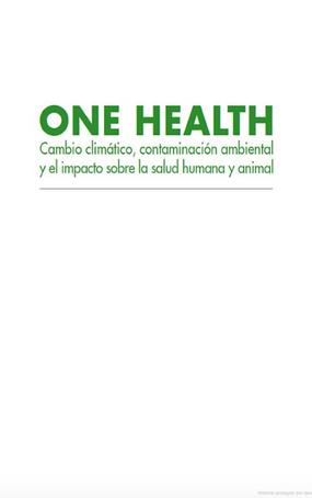 One health. Participación en el libro. 2019