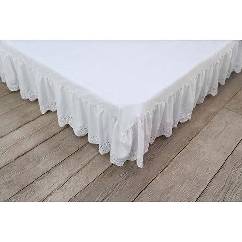 Funda de canapé para cama de matrimonio (185 x 200 x 30 cm)