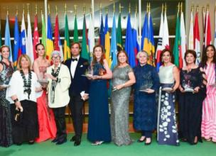 Woman Together. Presentación con SM la Reina, Sofía.
