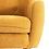 Thumbnail: Butaca moderna tapizada en amarillo o rosa