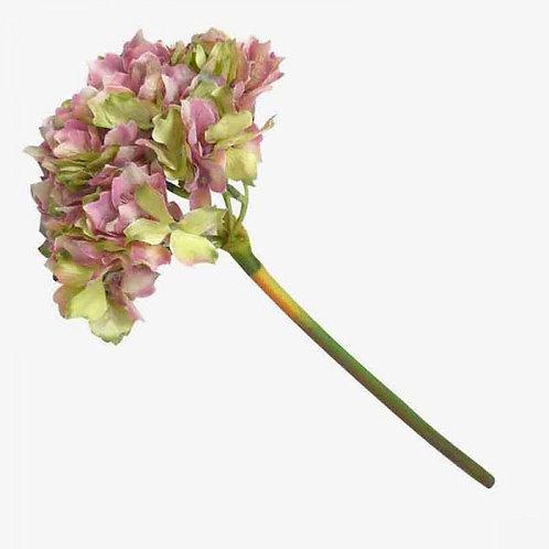 HORTENSIA ROSA  Medidas: 36 cm