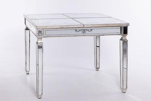 Mesa de comedor extensible 106-147 cm