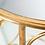 Thumbnail: Mesa auxiliar 3 baldas oro/espejo 41 x 41 x 66,50 cm