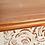 Thumbnail: Mesa de comedor natural/crema 180 x 90 x 78 cm