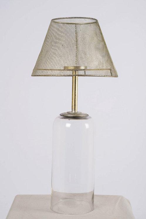 Portavelas forma lámpara 30*30*65 CM
