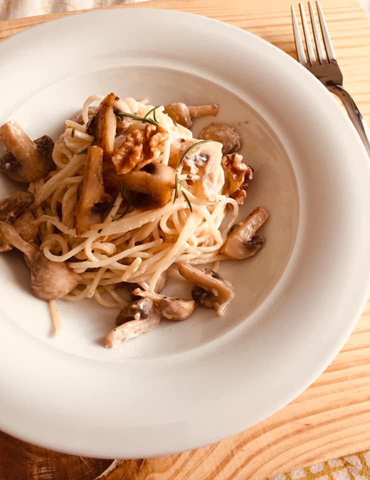 Healthy Spaghetti