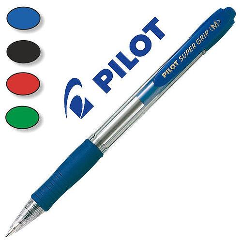 Pilot Super Grip M Boligrafo punta de bola