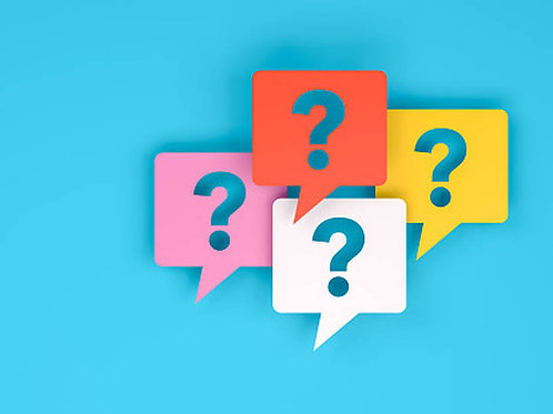 One Question (1-3 business day turnaround)