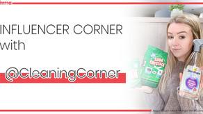 Creator Corner with Cleaning Corner