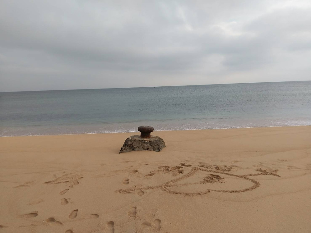 Shili beach & Shanshui beach