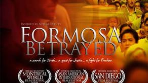 Film per conoscere Taiwan #13 Formosa Betrayed