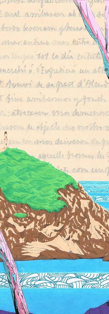 Cala Rajada lighthouse
