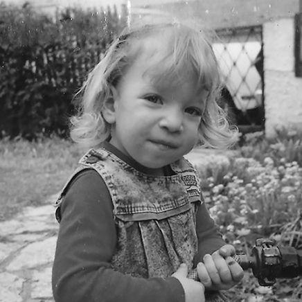 תמונת ילדות מיכל רוזנולד