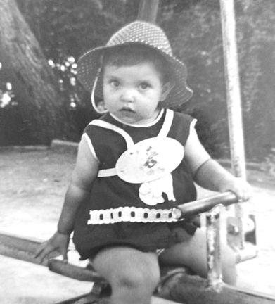 תמונת ילדות דפנה פורת