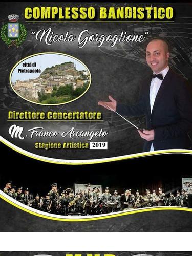 Gorgoglione stagione concertistica 2019.