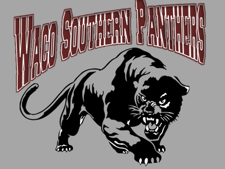 Partnering with the Waco Southern Panthers!