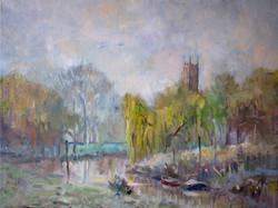 River Mark in Breda