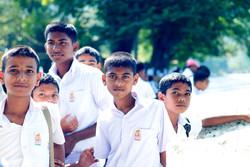 Faces in Sri Lanka