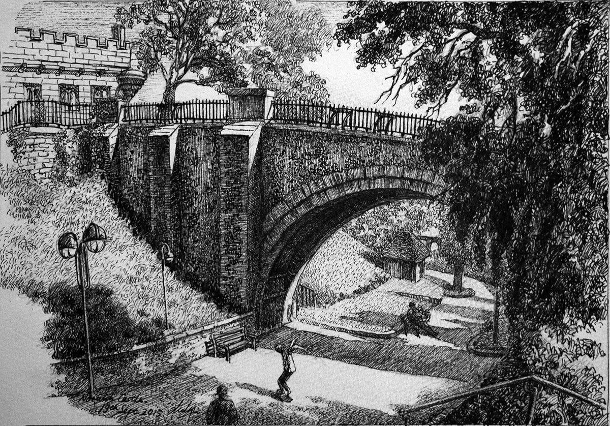 Castle Bridge