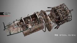 Zero A6M2 Cockpit&Engine