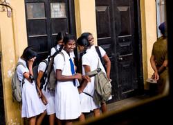 Sri Lankan School Girls