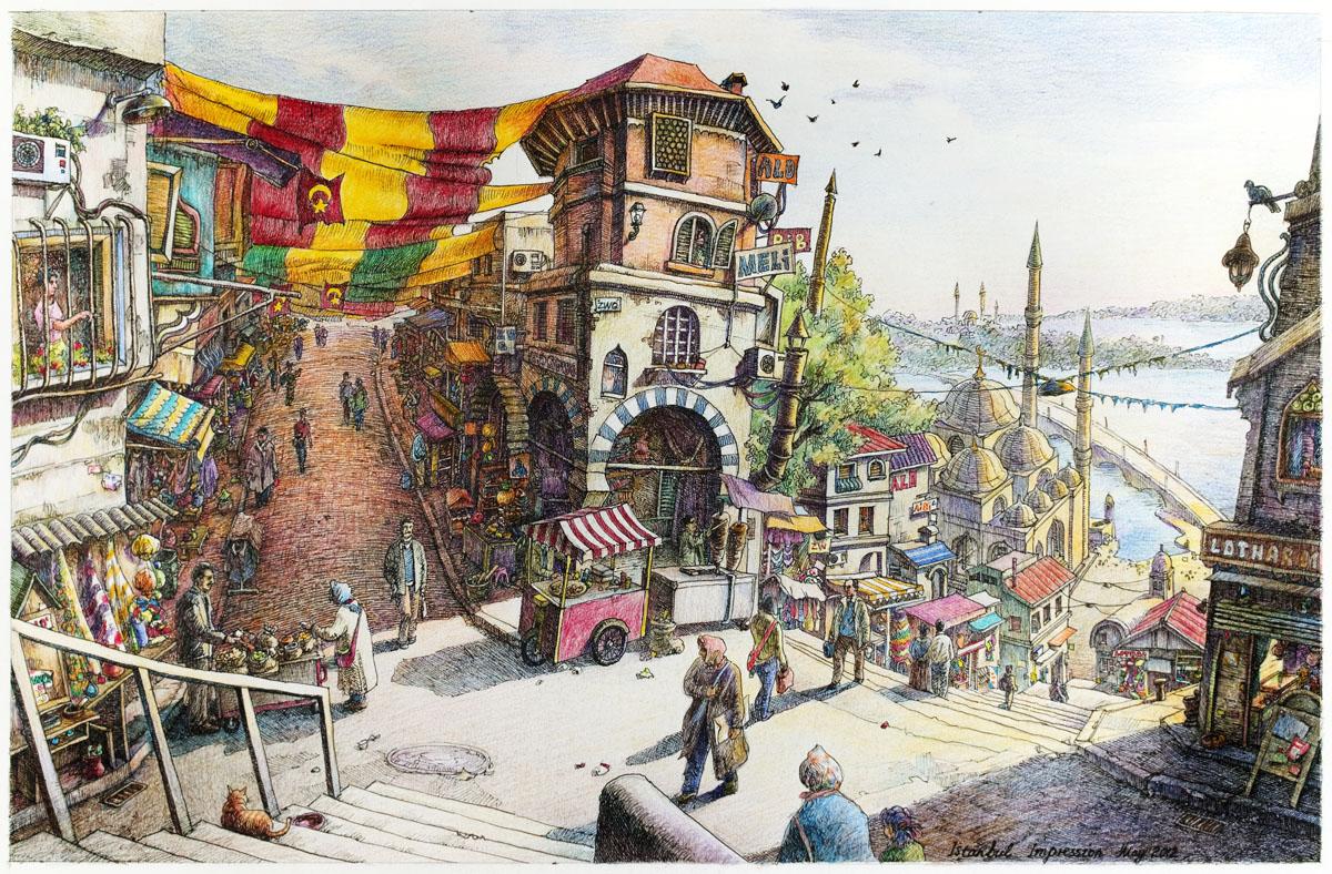 Istanbul Impression