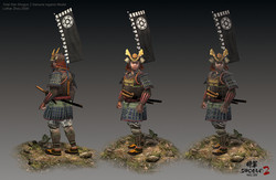Shogun 2 Sample Unit