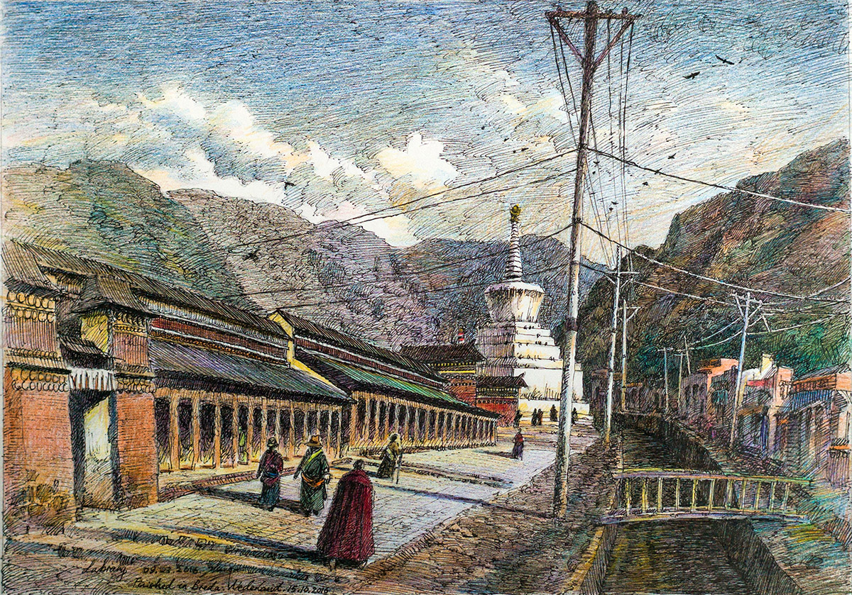 Labrang Temple