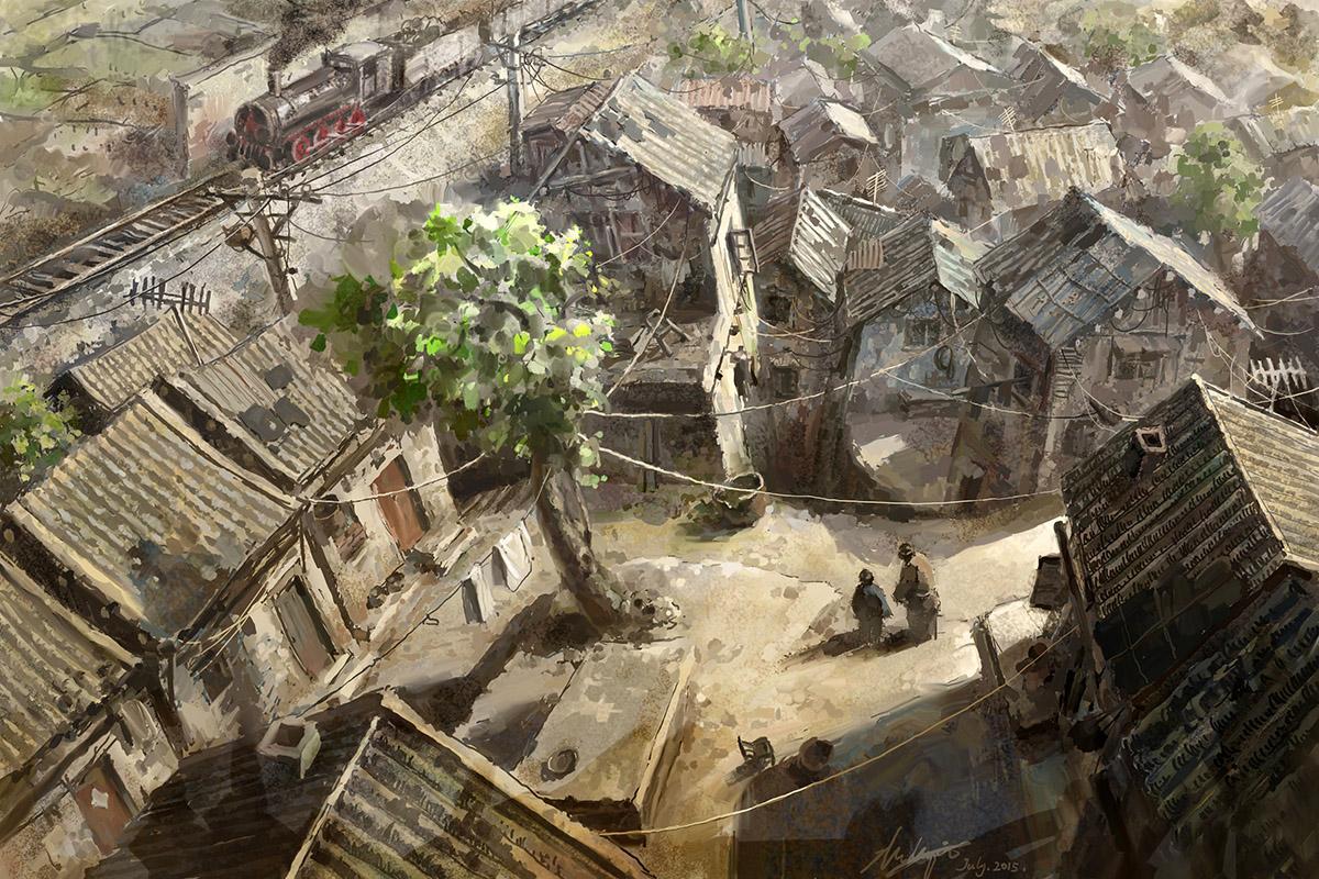 Jing Wu Road