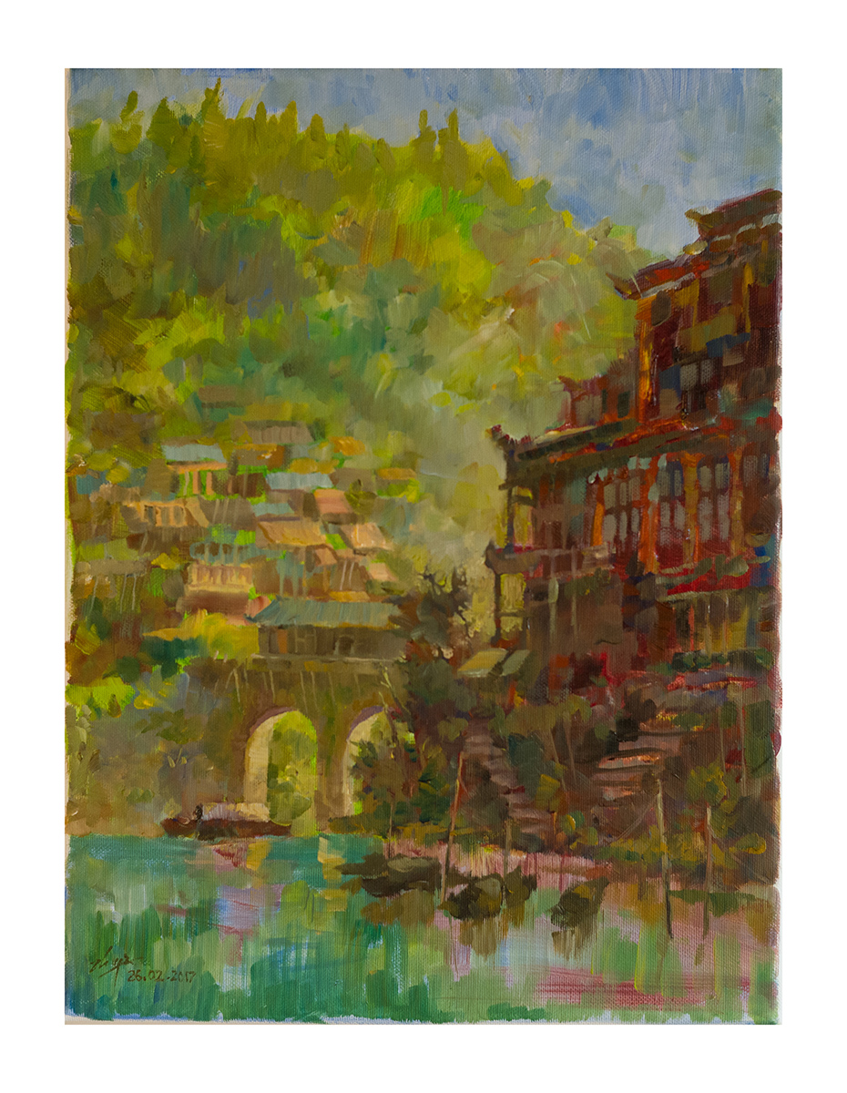 Miao Village Impression