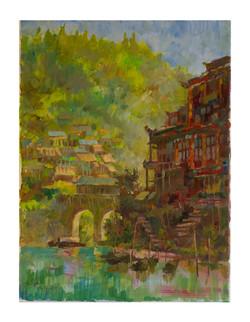 Miao Village Impression