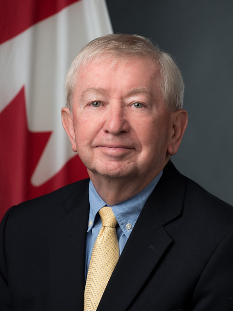 Consul General Joe Comartin