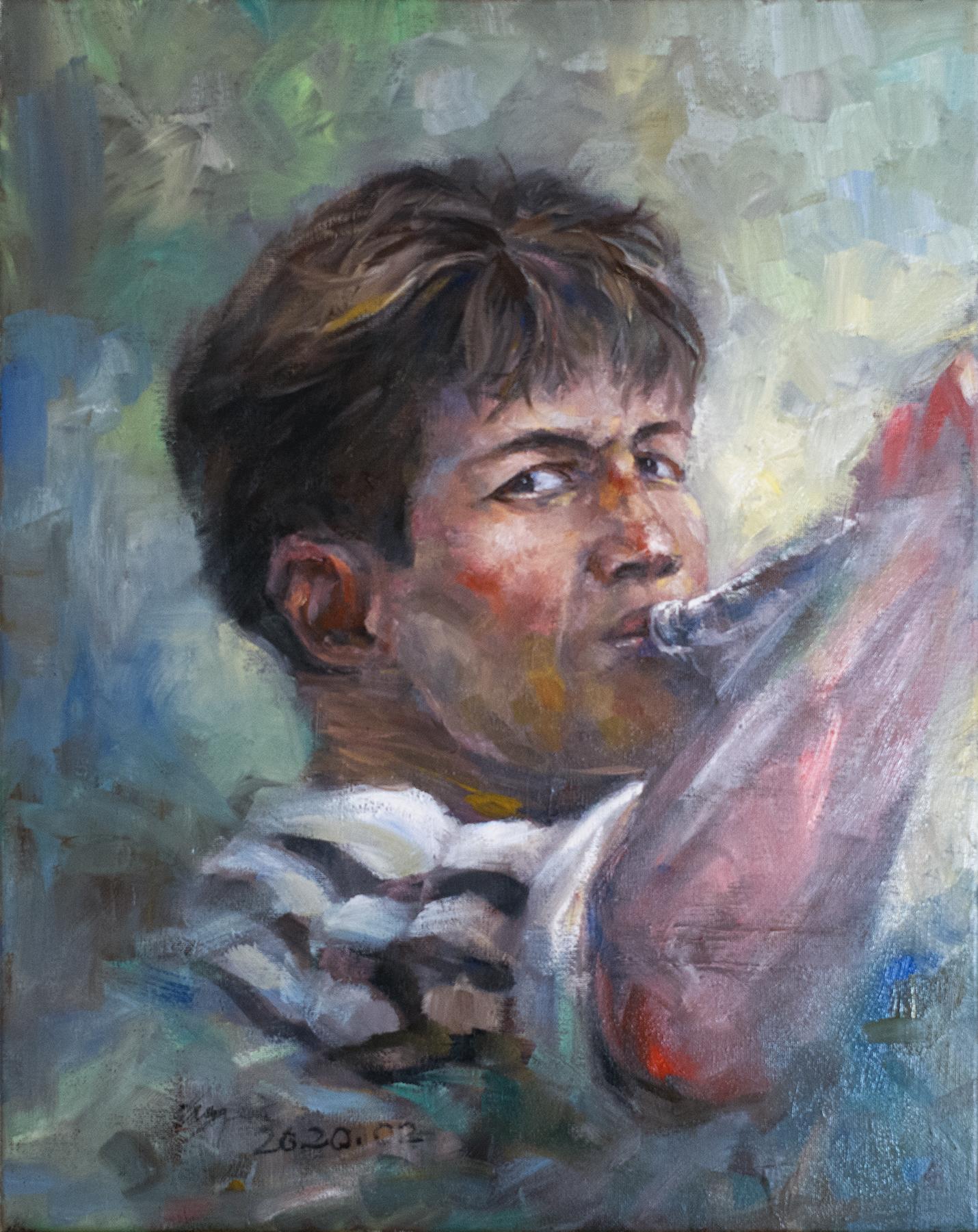 Lothar Portrait